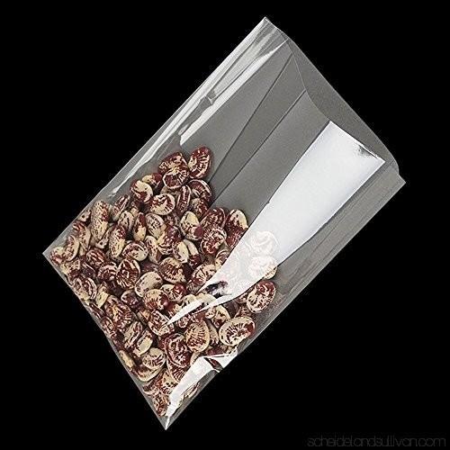 Пакет БОПП без клапана 7*10 см - фото 5474