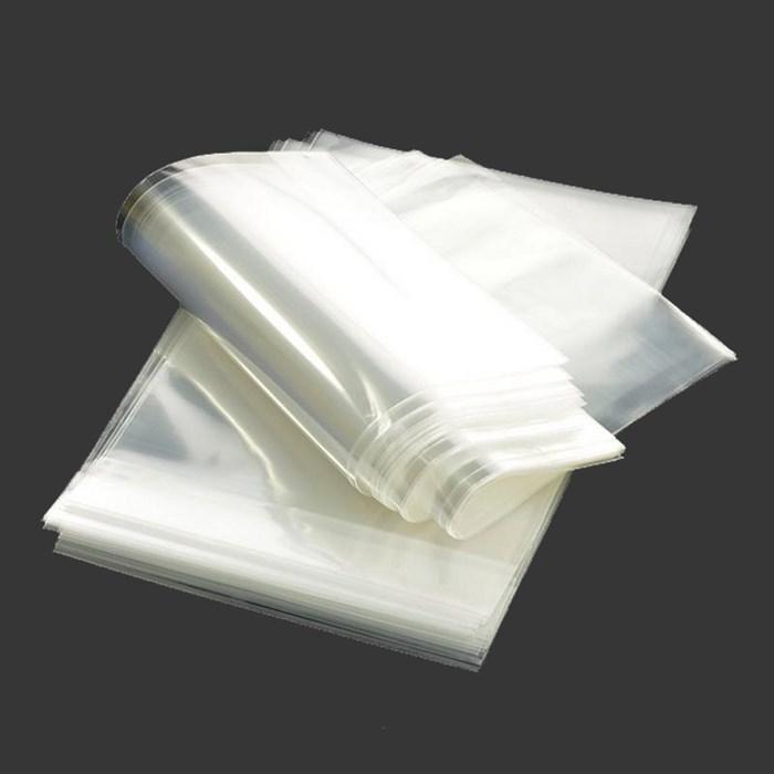 Бопп-пакет прозрачный с объемным дном 15x22x3 см - фото 5590