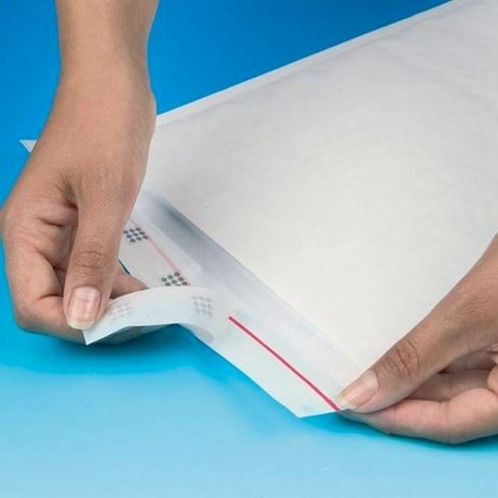 Почтовый пакет с воздушной подушкой MAIL LITE E/2, 220*260 мм белый - фото 5646