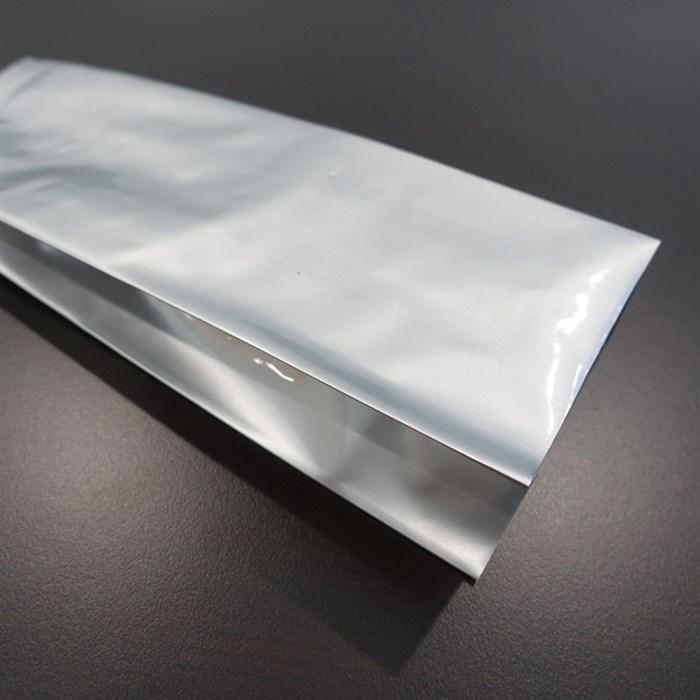 Пакет с центральным швом 100*40*250 мм фольгированный двухшовный - фото 5729