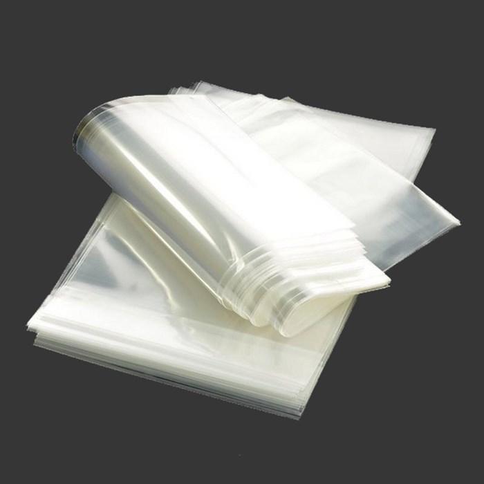 Бопп-пакет прозрачный с объемным дном 18x32x3 см - фото 5592