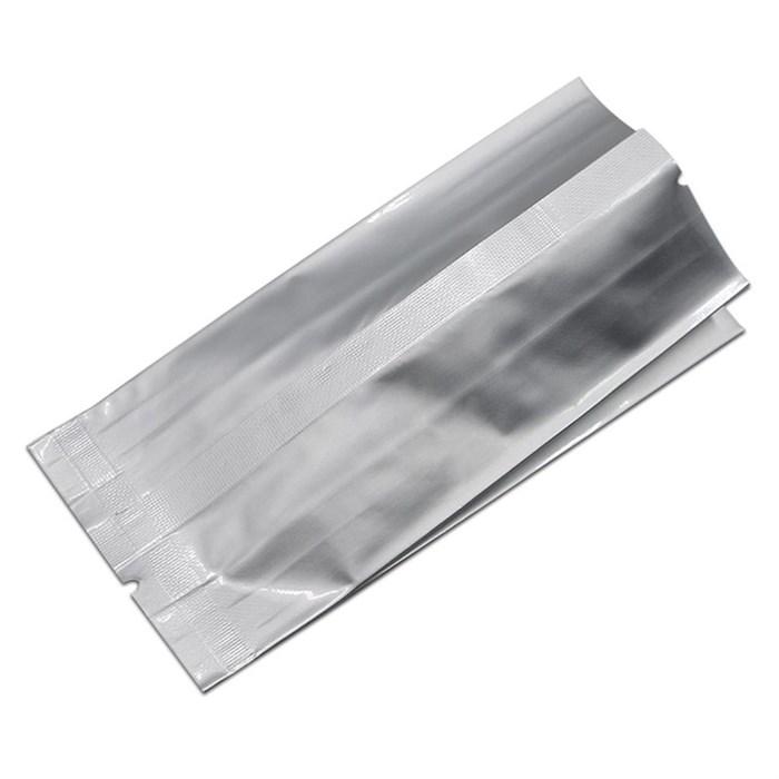 Пакет с центральным швом 75*50*200 мм фольгированный двухшовный - фото 5716