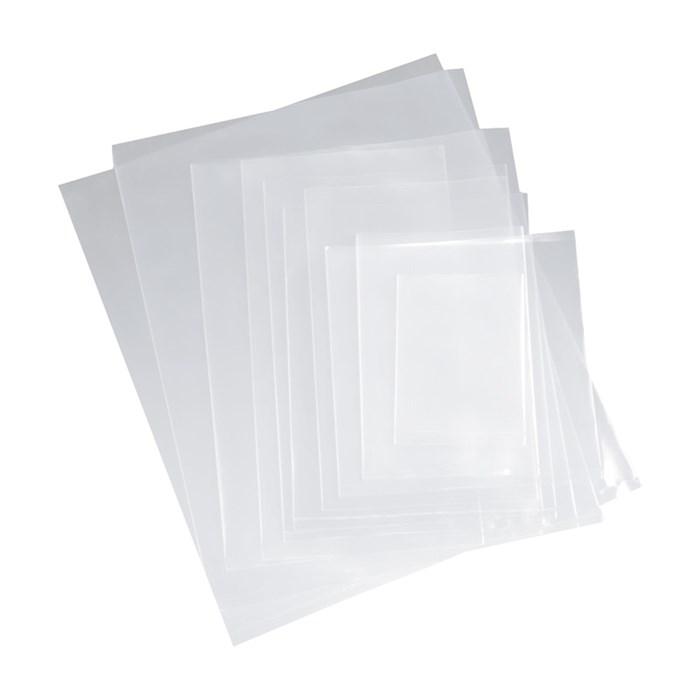 Пакет упаковочный ПВД 8.5*12 cм / полиэтилен 75 мкм - фото 6325
