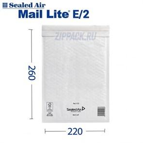Почтовый пакет с воздушной подушкой MAIL LITE E/2, 220*260 мм белый