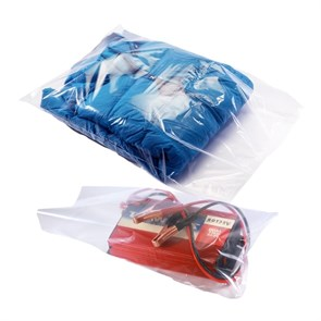 Пакет упаковочный ПВД 8.5*20 cм / полиэтилен 75 мкм