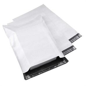 Курьер-пакет белый 300x400 мм без логотипа / без кармана