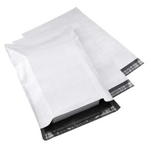 Курьер-пакет белый 340x460 мм без логотипа / без кармана